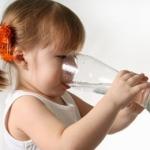 Symptoms of dehydration in children